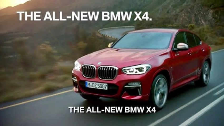 All-New BMW X4